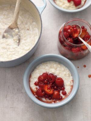BREAKFAST overnight porridge