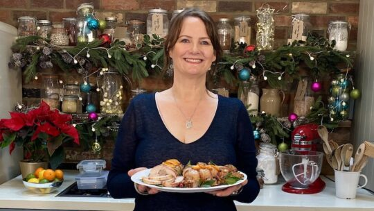 justine pattison itv this morning christmas lunch