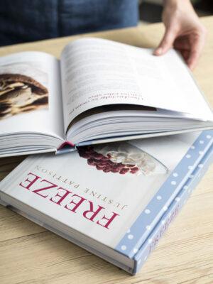 freeze book