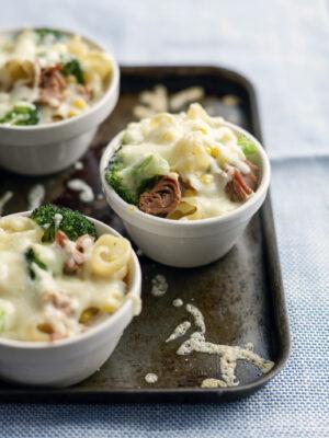 tuna sweetcorn pasta